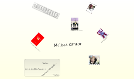 Melissa Kantor