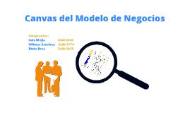 Modelo de Negocio Romodeli