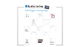 ExactTarget's Landing Pages
