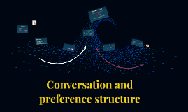 Conversation and preference structure- Pragmactic