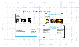 5.05 Physical vs Chemical Changes