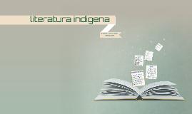 literatura indigena