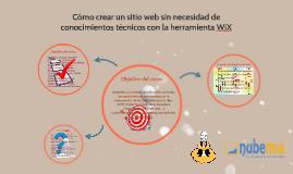 Creando un sitio web sin necesidad de conocimientos técnicos