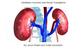 Metabolic Acidosis in