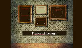 Francoist Ideology