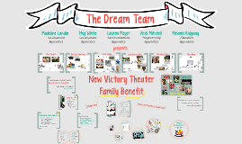 New Victory Family Benefit