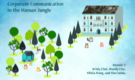 Corporate Communication in the Human Jungle