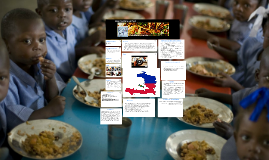 Cero hambre en Haiti