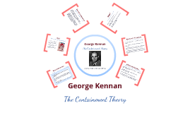 George Kennan/Containment Theory
