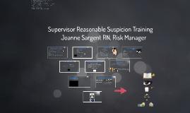 Copy of Copy of Supervisor Training for USA Mobile Drug Testing of Houston