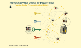 Moving Beyond Death by PowerPoint