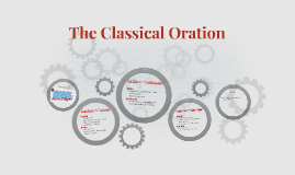 The Classical Oration