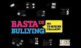 Copy of Taller de prevencion del Bullying
