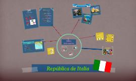 Républica de Italia