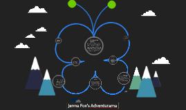 Jenna Fox's Adventure-ama