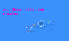 05.01 History of Psychology Disorders