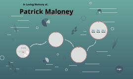 Patrick Maloney
