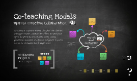 Copy of Co-teaching Models