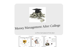 Money Management After College
