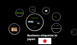 Business etiquette in Japan