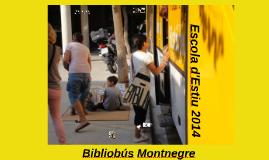 Copy of Facebus Montnegre - Escola d'Estiu 2014