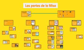Copy of Copy of Las partes de la Misa