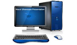Macul Presentation