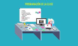 Programacion clase