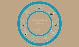 Copy of Elizabethan Music