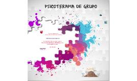 CLASE 6 PSICOTERAPIA DE GRUPO