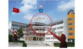 Tekirdağ AKA Koleji 2015-2016