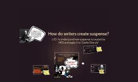 L3 Creating suspense with MCS