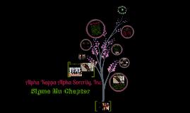 Alpha Kappa Alpha history