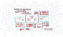 Reklāmas aģentūras analīze