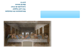 Jacob Renaissance Art Analysis Project