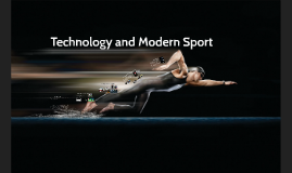 Current Issues - Technology in Sport