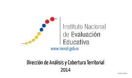 Copy of Copy of Dirección de Análisis y Cobertura Territorial