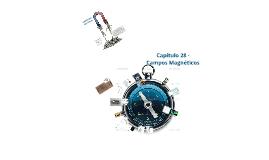 Capítulo 28 - Campos Magnéticos