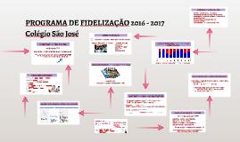 PROGRAMA DE FIDELIZAÇÃO 2017
