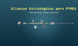 Alianzas Estrategicas para PYMES