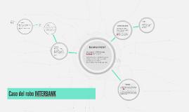 Caso del robo INTERBANK