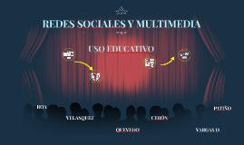 REDES SOCIALES Y MULTIMEDIA