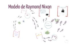 Copy of Modelo de Raymond Nixon