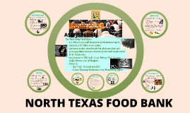North Texas Food Bank by Crystal Doucette on Prezi