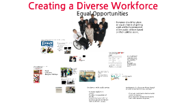 Creating a Diverse Workforce