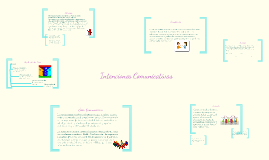 Intenciones Comunicativas