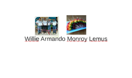 Willie Armando Monroy Lemus