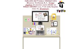 Copy of PROCESO ADMINISTRATIVO TOTTO