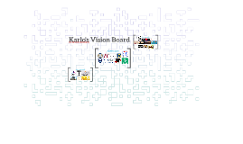 Karlo's Vision Board