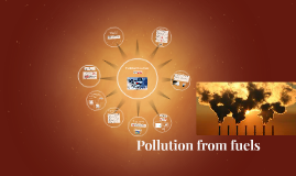 Pollution from fuels
